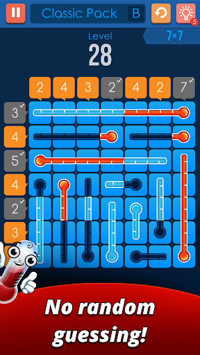 Grids of Thermometers  screenshots 1