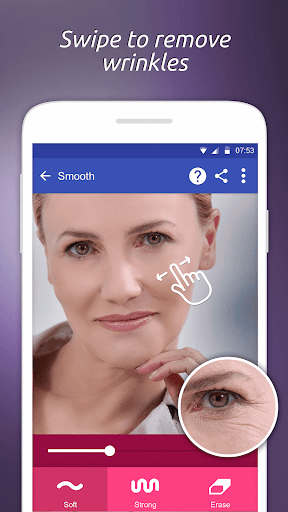 Photo Editor & Perfect Selfie 9.4 screenshots 3