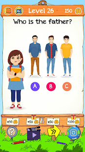 Braindom 2: Who is Who Riddles?Master Brain Games