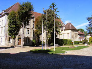 Photo: And a final view of some stately Senlis buildings completes the day.