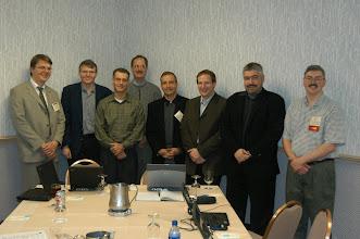 Photo: The initial Eclipse Foundation Board of Directors: Ronald Ingman, Dan Dodge, Jon Khazam, Jim Ready, Mike Rank, Michael Bechauf, Boris Kapitanski, Dave Thomson
