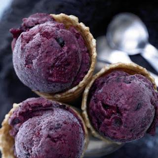 Fast Berry Ice Cream