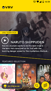 VRV: Anime, game videos and more