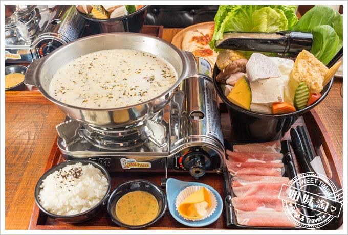 莎露烘焙餐廳北海道牛奶鍋