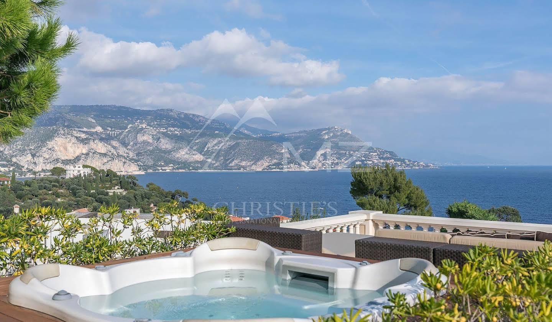 Villa with pool Saint-Jean-Cap-Ferrat