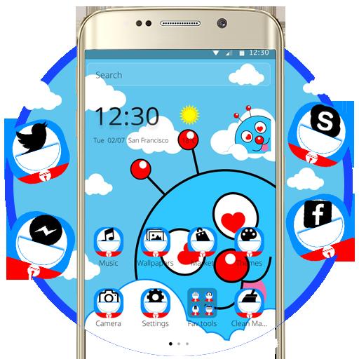 Tema Kartun Lucu Lucu Aplikasi Di Google Play
