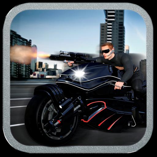 MotoBike Road Shooter Fever 3D 賽車遊戲 App LOGO-硬是要APP