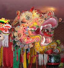 Photo: This is my first post to #SacredSunday curated by +Charles Lupica and +Sumit Sen  Sun Loong is the longest Imperial Dragon outside China, at over 100 metres in length and he is traditionally awakened each year to participate in the Easter Parade in Bendigo, Victoria, Australia.