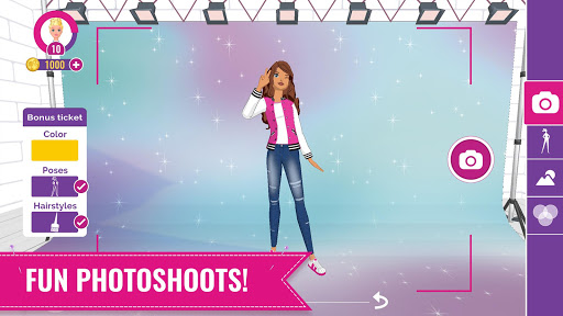 Barbie Fashion Funu2122 1.0.4 screenshots 6