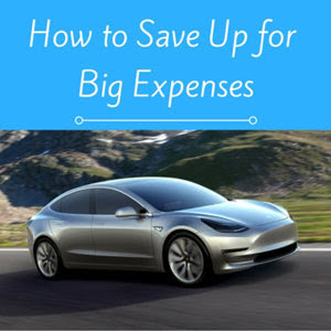 How to Save Up for Big Expenses thumbnail