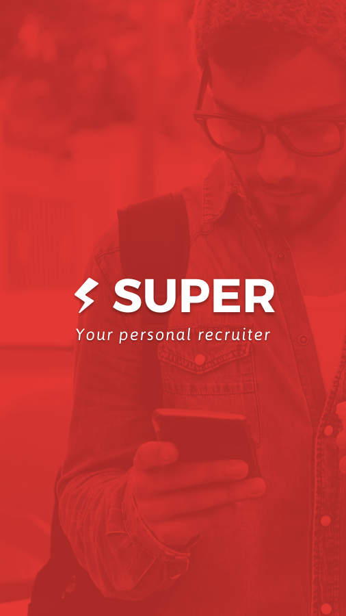 Super -Your Personal Recruiter- screenshot