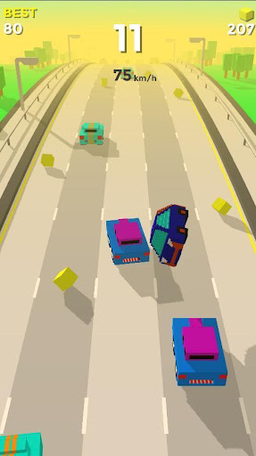 Crashy Racing 1.0.2 screenshots 2