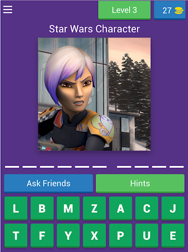 Guess The SW Character android2mod screenshots 8