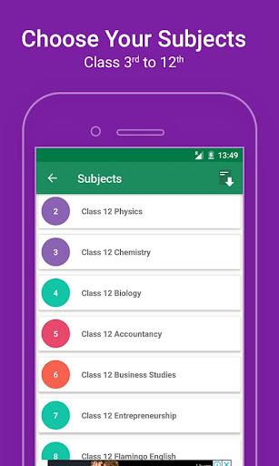 NCERT Solution Hindi & English Class 3-12th by Mukesh