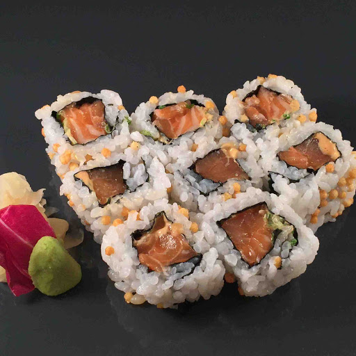 Spicy Salmon Roll - Spicy!