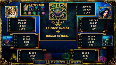 Ocean Lord - slot 1.2.3 screenshot 355445