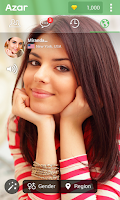 Screenshot of Azar