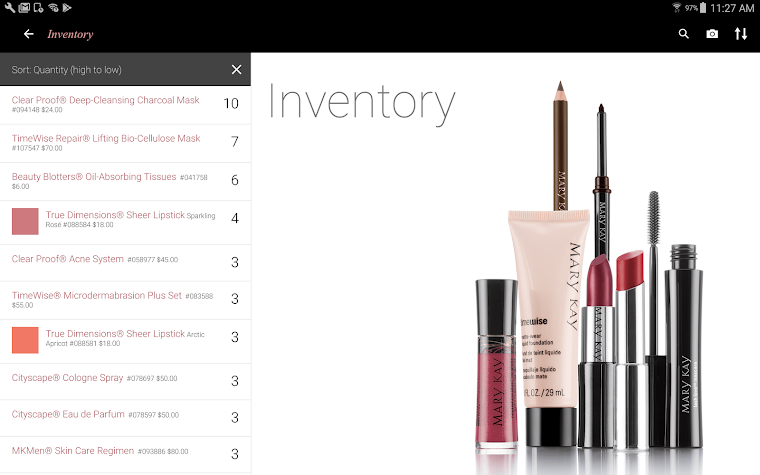 Mary Kay myCustomers+ Screenshot