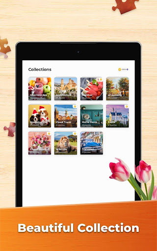 Jigsaw Puzzles - HD Puzzle Games modavailable screenshots 11