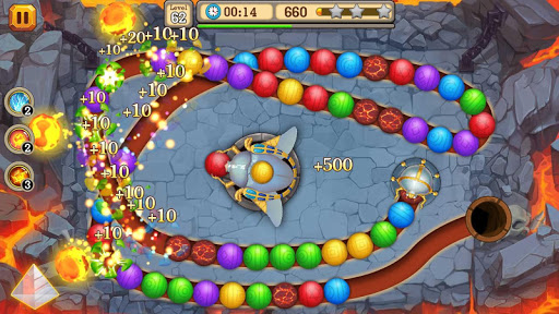 Jungle Marble Blast 2 1.3.6 screenshots 1
