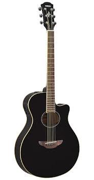Yamaha APX600-BL