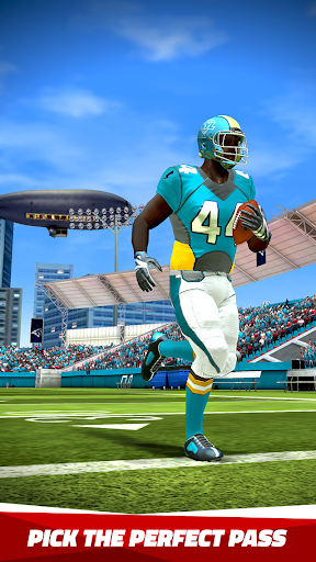 Flick Quarterback 18 Screenshot