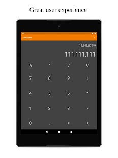 Simple Calculator - Do your calculations quickly Screenshot