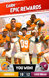 Rival Stars College Football- screenshot thumbnail