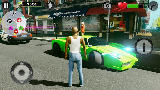 San Andreas Crime City  screenshots 2