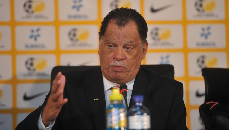 Danny Jordaan's comments to the media are odd, unless they were part of a campaign to redefine English words, including changing the meaning of 'huge' from 'very large' to 'kind of shit'.