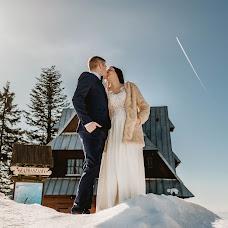 Fotógrafo de casamento Kamil Turek (kamilturek). Foto de 04.04.2019