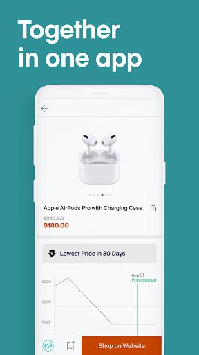Honey Smart Shopping Assistant screenshot 3