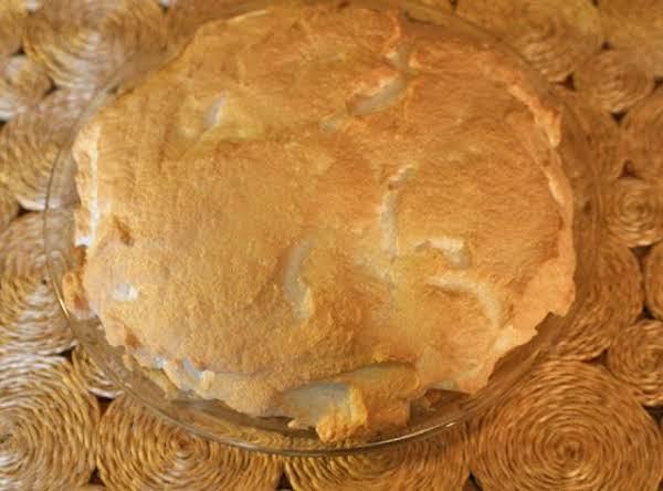 Happy Festivus Butterscotch Meringue Pie Recipe