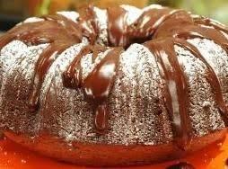 Chocolate Raspberry Stout Bundt