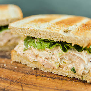 Smoked Chicken Salad.