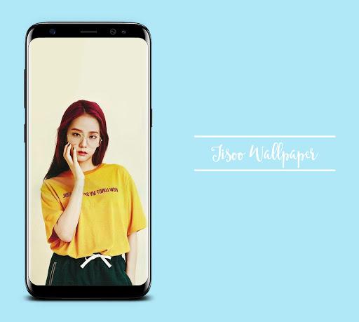 Blackpink Jisoo Wallpapers KPOP screenshot 4