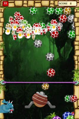 Dynomite Egg Shoot Free - screenshot