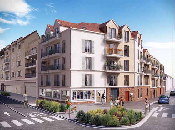 Vente appartement 3 pièces 60,38 m2