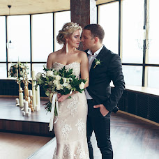 Wedding photographer Olesya Sapicheva (Sapicheva). Photo of 13.04.2017