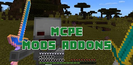 Mods - Addons for Minecraft PE captures d'écran
