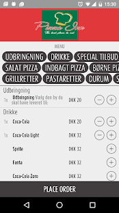 Pizza Inn Herning- screenshot thumbnail