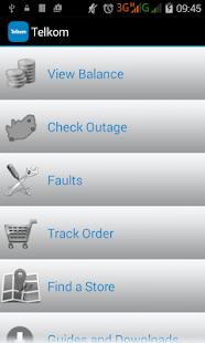 Telkom- screenshot thumbnail