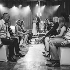 Wedding photographer Krzysztof Serafiński (serafinski). Photo of 08.11.2018