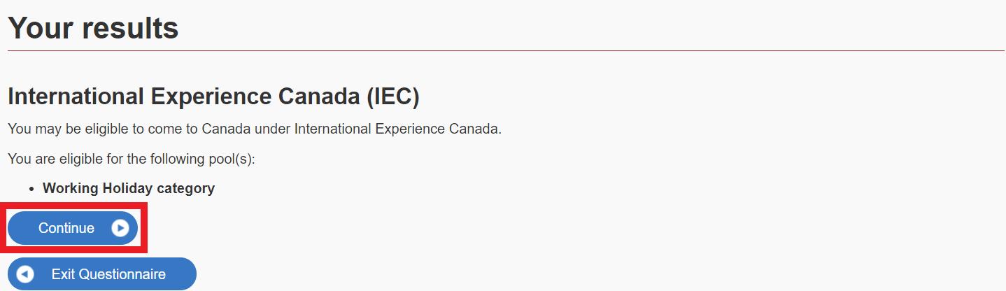 加拿大打工度假申請