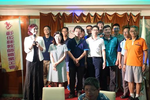 7月25日新舊任交接典禮