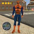 Amazing Spider Rope Hero - Strange Gangster Vegas