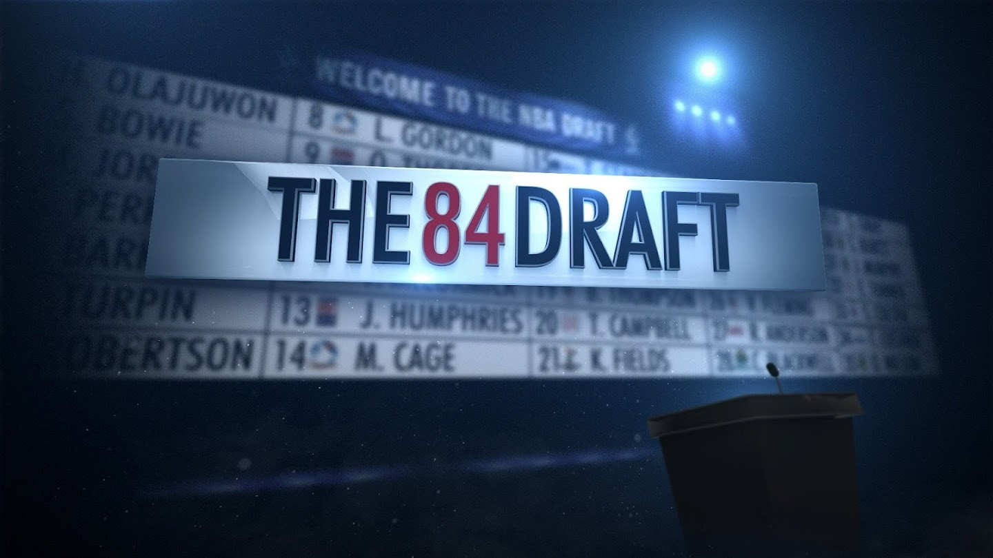 Watch The '84 Draft live
