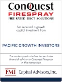 Conquest Firespray and Pacific Growth