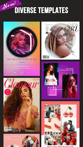 Collage Maker - Photo Collage & Photo Editor 1.6.0 screenshots 1