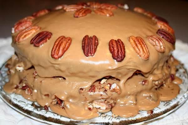 Praline Cake Recipe